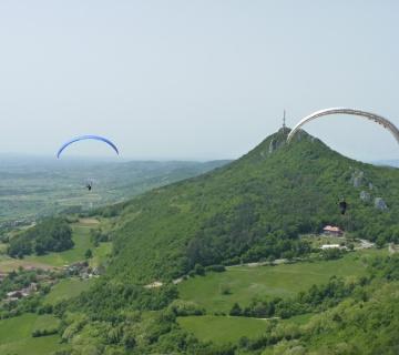 Paragliding Kalnik FOK '13